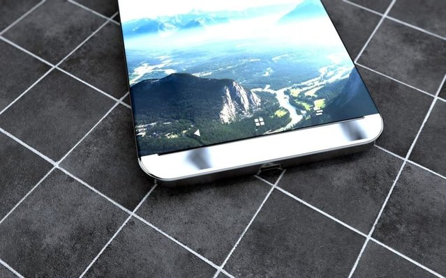 HTC Ocean konseptinden yeni görseller geldi