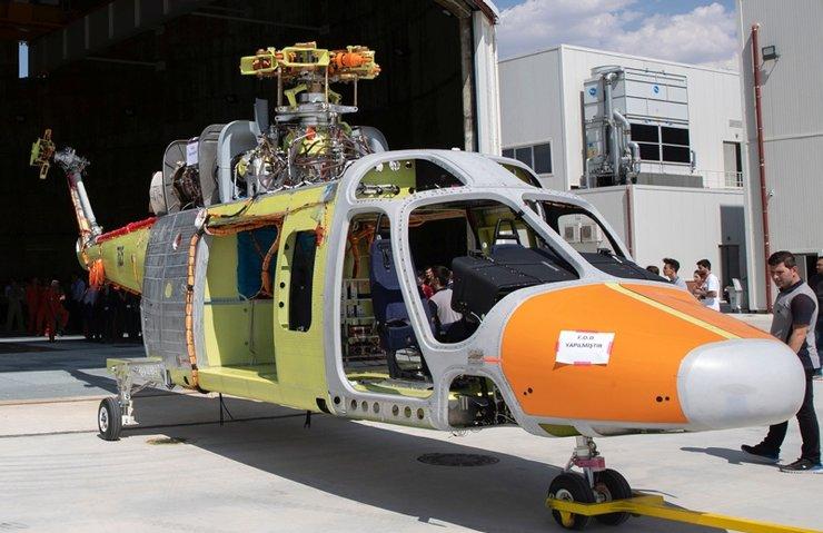 Türkiye'nin özgün helikopteri uçuş için gün sayıyor