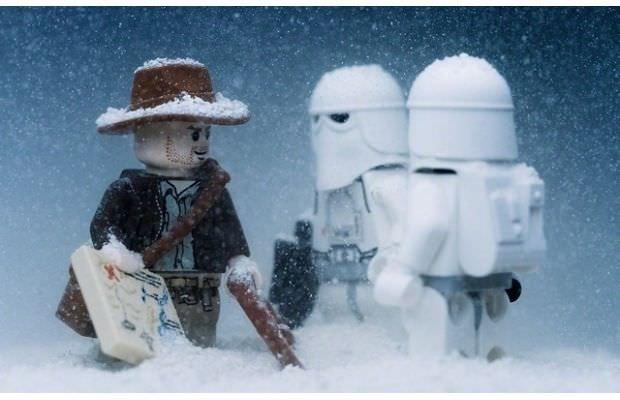 LEGO'lardan efsane filmler