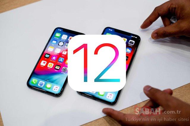 iOS 12 ne zaman hangi tarihte çıkacak?