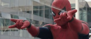 Spider-Man: Homecoming'den yeni fragman!