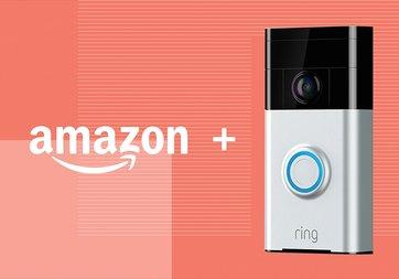 Amazon, akıllı kapı zili şirketi Ring'i satın aldı