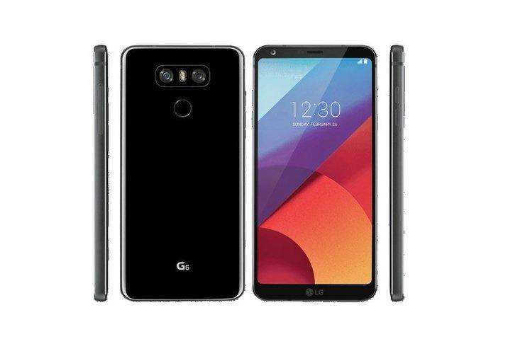 LG G6, TASARIMIYLA FARK YARATACAK