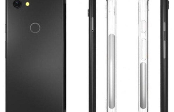 Google Pixel 3 Lite'ın konsept görüntüleri yayınlandı