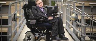 Stephen Hawking'ten bir korkutan açıklama daha!
