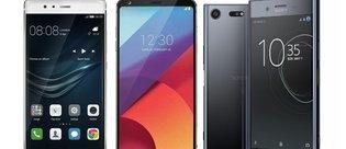 Piyasadaki en iyi Android telefonlar (2017)