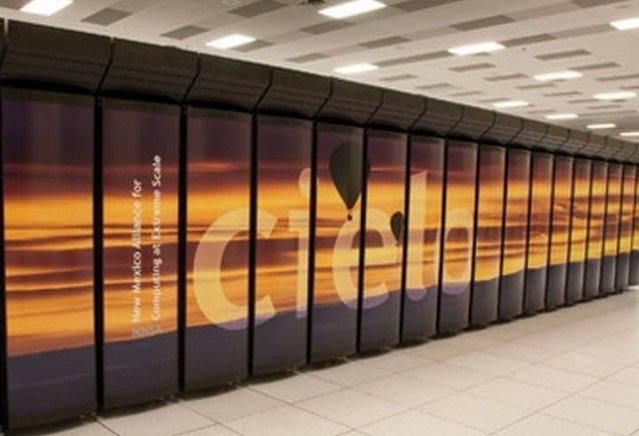 Dünyanın en hızlı 10 süperbilgisayarı