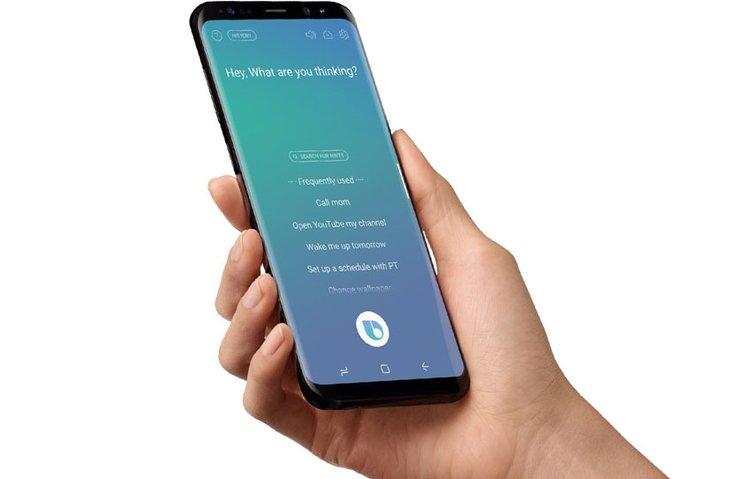 Samsung Bixby Türkiye'de kullanıma sunuldu