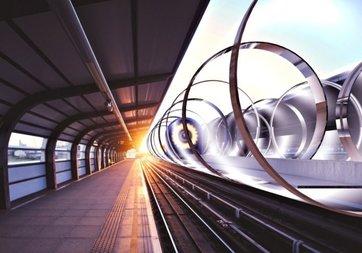Elon Musk'ın 'uçan tren'i Hindistan'da yapılacak