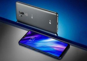 LG G7 ThinQ tanıtıldı! İşte özellikleri