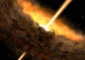 Samanyolu galaksisinin ortasındaki dev karadelik görüntülendi
