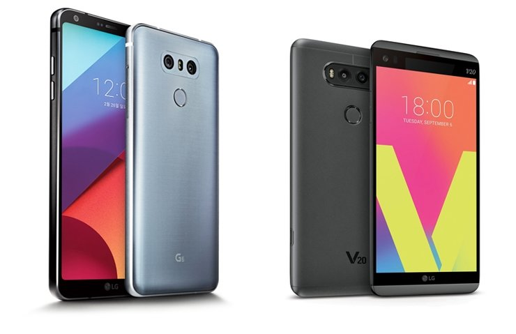 LG G6 İLE LG V20 KARŞILAŞTIRMASI