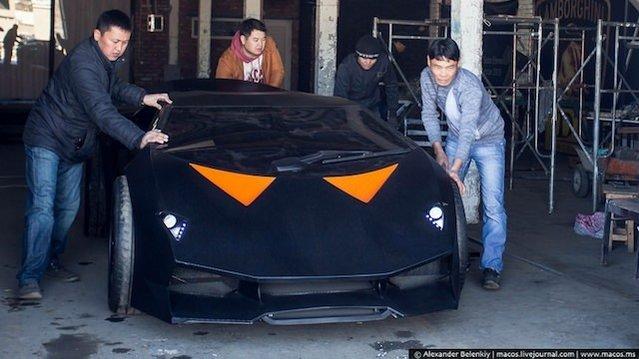 15 bin dolar ve bir Volvo ile 2 milyon $'lık Lamborghini yaptı