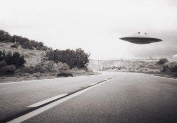 Sınırda UFO operasyonu! 19 yıl sonra ortaya çıktı!