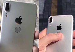 iPhone 8 seri üretime girdi