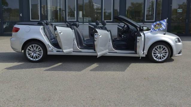 İşte altı kapılı Audi A3