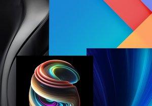 Xiaomi MIUI 9 duvar kağıtları