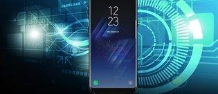 Galaxy S8 kullanıcı arayüzü ve ikonları
