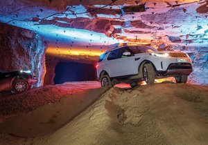 Land Rover Discovery 5 sürüş izlenimi