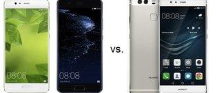 Huawei P10 vs Huawei P9: Neler değişti?