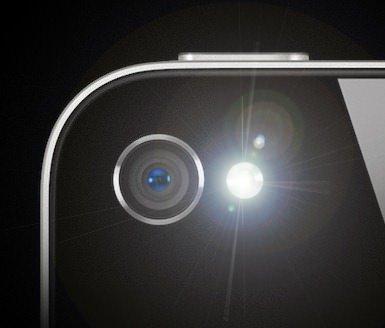 iPhone'un flaş ışığını bildirim ışığı olarak kullanmak