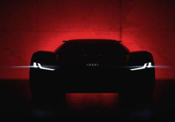 Audi PB 18 e-tron'un tanıtım tarihi