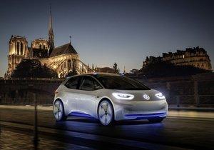 Volkswagen I.D. Hatchback üretimi 2019'da başlıyor