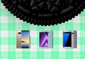 Samsung telefonların Oreo tarihleri