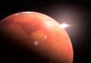 Kızıl Gezegen Mars'ta yeni keşif!