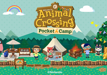 Animal Crossing: Pocket Camp akıllı telefonlara geliyor