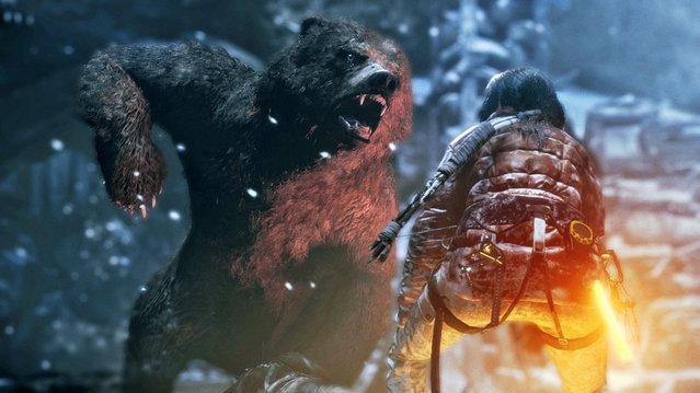 Rise of the Tomb Raider'dan yeni görüntüler