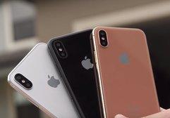 iPhone 8'in kablosuz şarj paneli böyle görünüyor