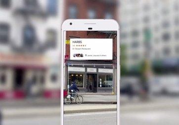 Google Lens sonunda iPhone'lara geldi