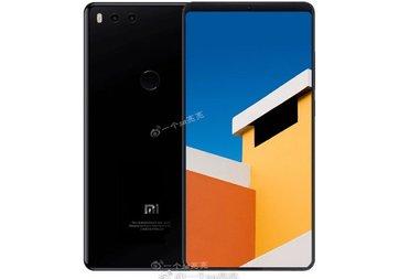 Tam ekranlı Xiaomi Mi 7 görüntüsü sızdı!