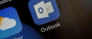Microsoft mobil Outlook uygulaması için yolun sonu