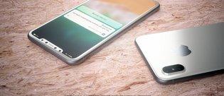 Yeni siyah ve beyaz iPhone 8 konsepti harika görünüyor