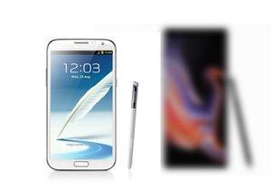 İşte dünden bugüne Galaxy Note ailesi!