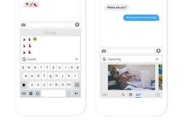 Google'ın klavyesi Gboard'a Türkçe desteği geldi