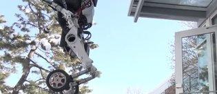 Boston Dynamics'in en yetenekli robotuyla tanışın: Handle!
