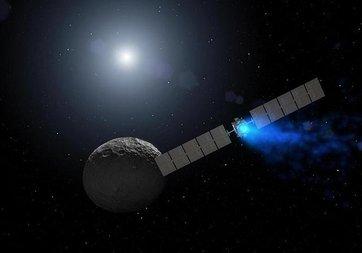 Uzay aracı Dawn ile iletişim koptu