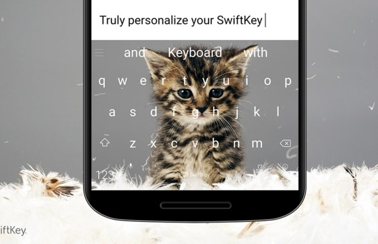 SWİFTKEY, PHOTO THEMES'İ DUYURDU