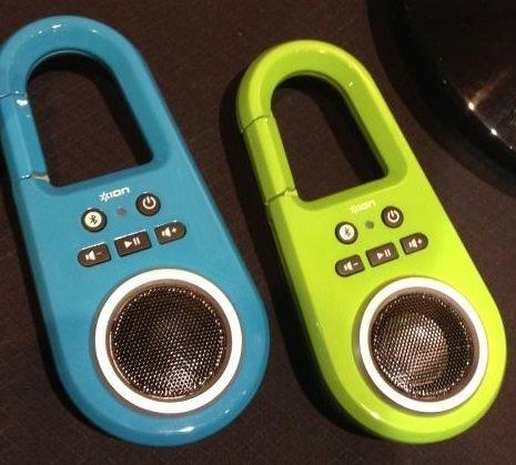 CES 2013'ten bluetooth hoparlör çeşitleri