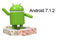 Android 7.1.2 Nougat güncellemesi çıktı