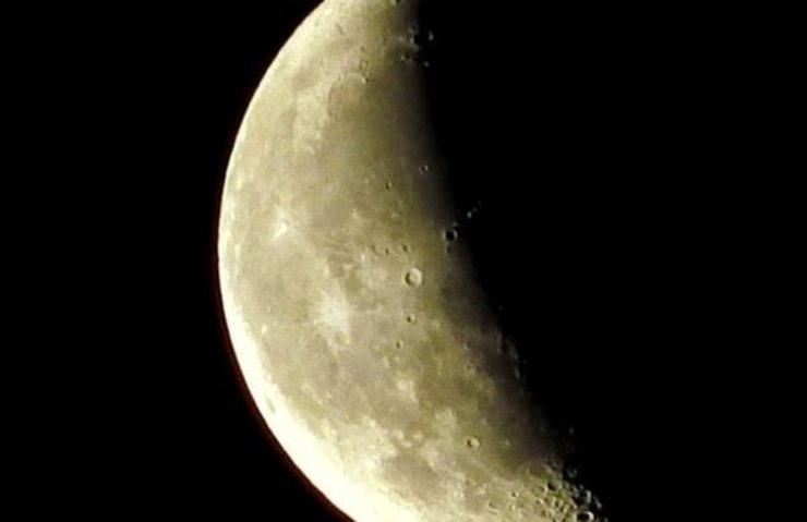 Ay'da 50 kilometrelik mağara keşfedildi!