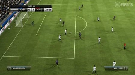FIFA 2013'ten yeni görüntüler