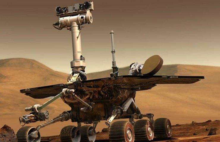 MARS'TAKİ CURİOSİTY 6. YAŞINI KUTLUYOR