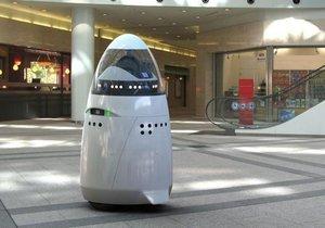 İntihar eden güvenlik robotu interneti salladı!