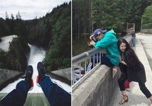 Sosyal medyada paylaşılan fotoğraflar ve gerçek halleri