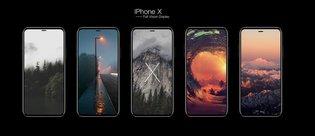 Apple iPhone 8'in final çizimleri sızdı!