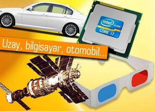 2011'de hayatımıza giren yeni teknolojiler